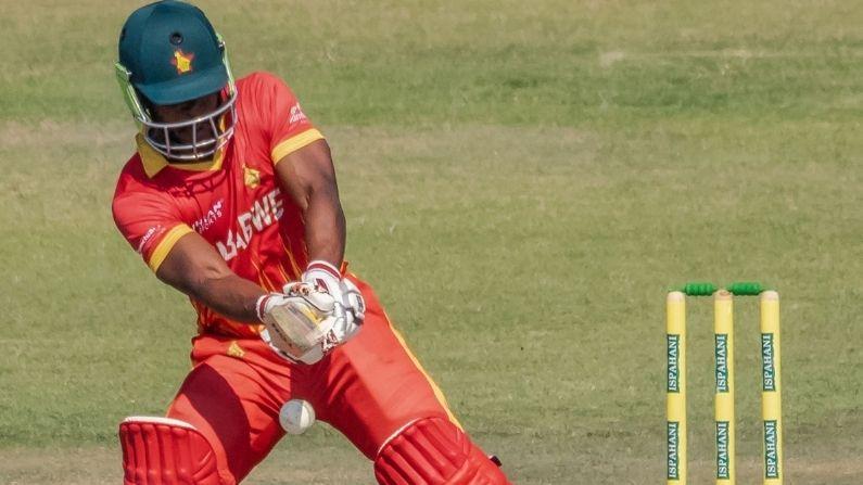Zimbabwe batsman blew Bangladesh's senses, showed his batting spirit by raining sixes