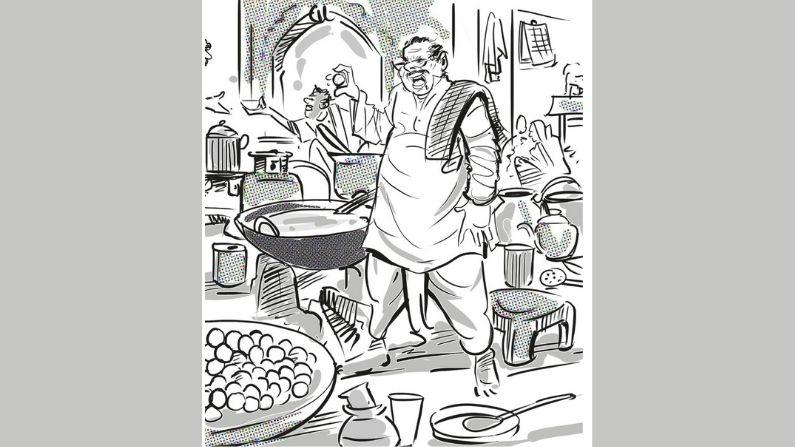 मिठाई का तत्वज्ञानी जो अपने अमोघ फार्मूलों से बन गया मिष्ठान्न महाराज