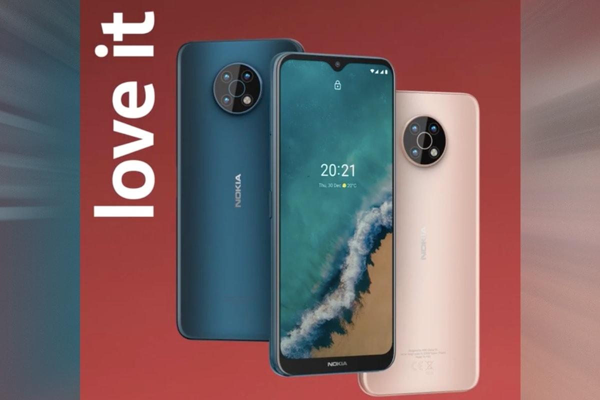 48MP कैमरा के साथ लॉन्च होगा Nokia G50, लॉन्च से पहले गलती से लीक हुई कई जानकारी...