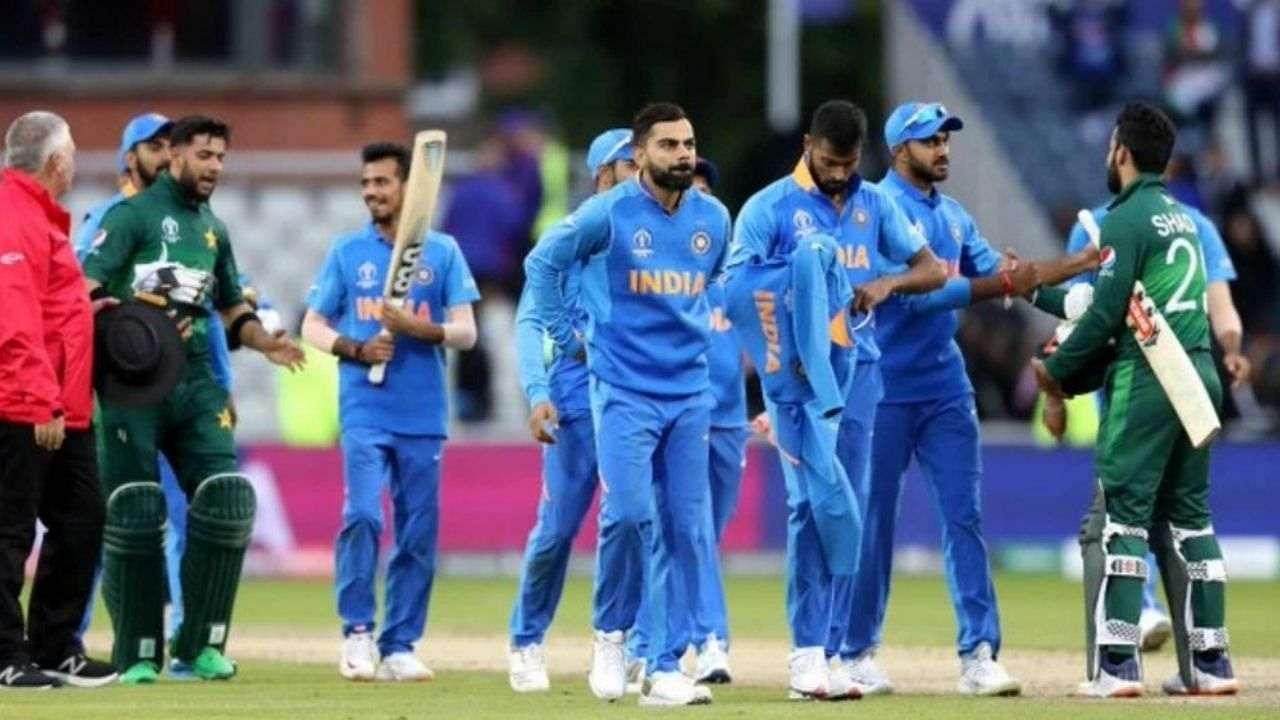 T20 World Cup से पहले पाकिस्तान खिलाड़ी का बड़बोला बयान, कहा- 2017 चैंपियंस ट्रॉफी की तरह भारत को हराएंगे!