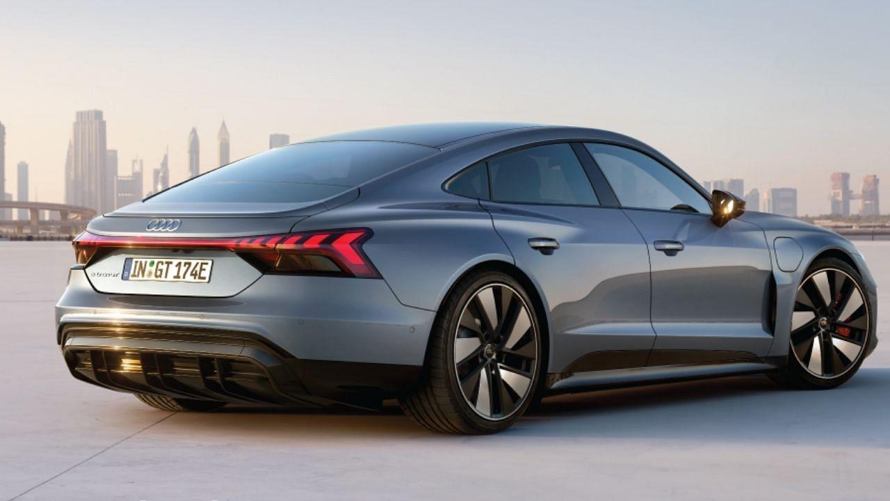 भारत में लॉन्च हुई 2021 Audi e-tron GT, जानिए क्या हैं फीचर्स और कीमत
