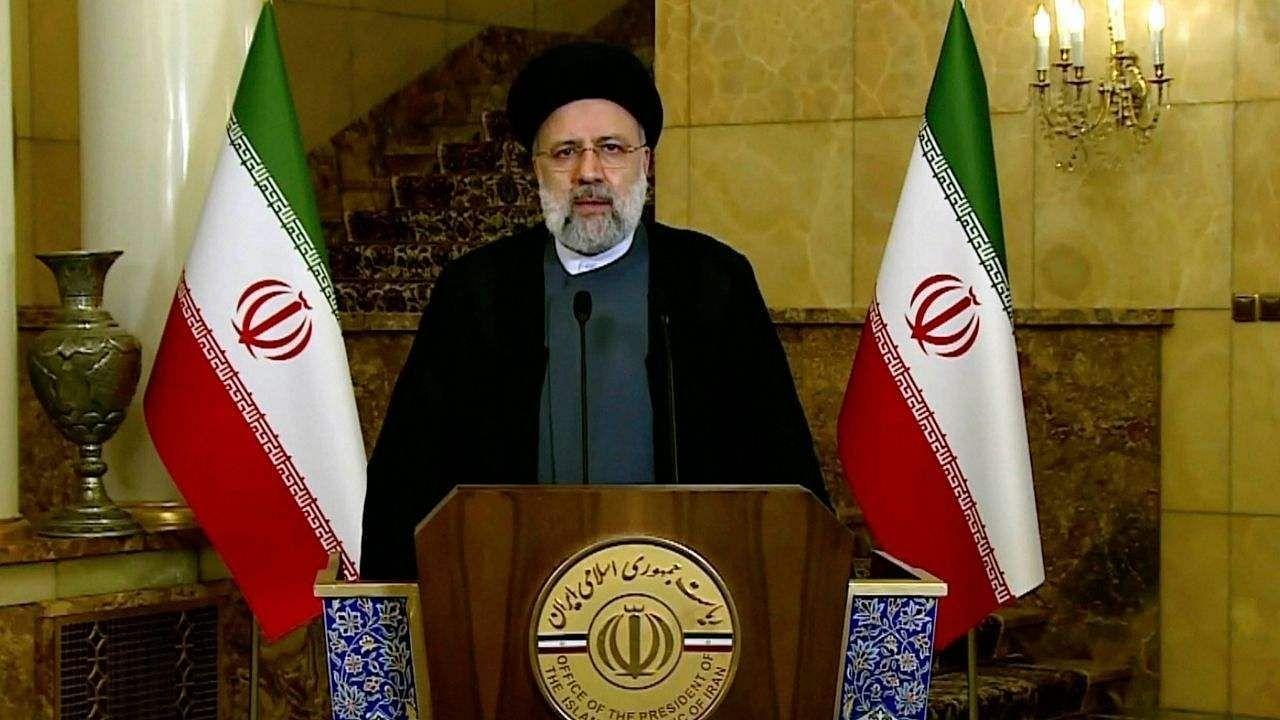 76th UNGA: अमेरिका पर भड़के ईरान के नए राष्ट्रपति इब्राहिम रायसी, देश पर लगाए गए 'प्रतिबंधों' को युद्ध के बराबर बताया