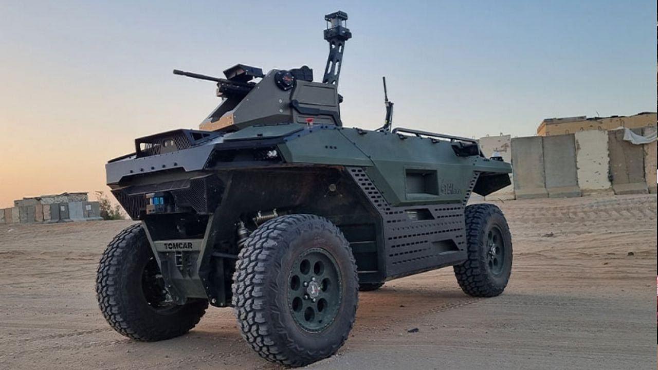 सैनिक की तरह इजरायल की रक्षा करेगा रोबोट! युद्ध वाले क्षेत्रों में होगा तैनात, घुसपैठियों को रोकने और गोलियां बरसाने में सक्षम