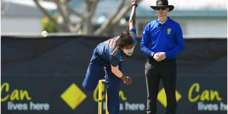 AUS W vs IND W: झूलन गोस्वामी ने एक ही ओवर में बनाए 2 कीर्तिमान, ऑस्ट्रेलिया की इस बल्लेबाज का दूसरी बार किया ऐसा हाल