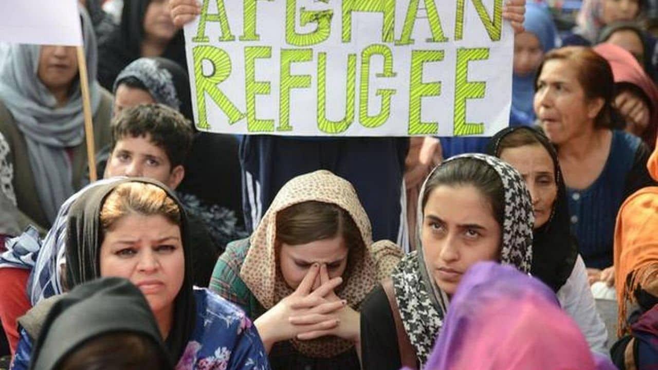 अफगान शरणार्थी अपने भविष्य को लेकर चिंतित, भारत में नौकरी मिलने में हो रही है दिक्कत