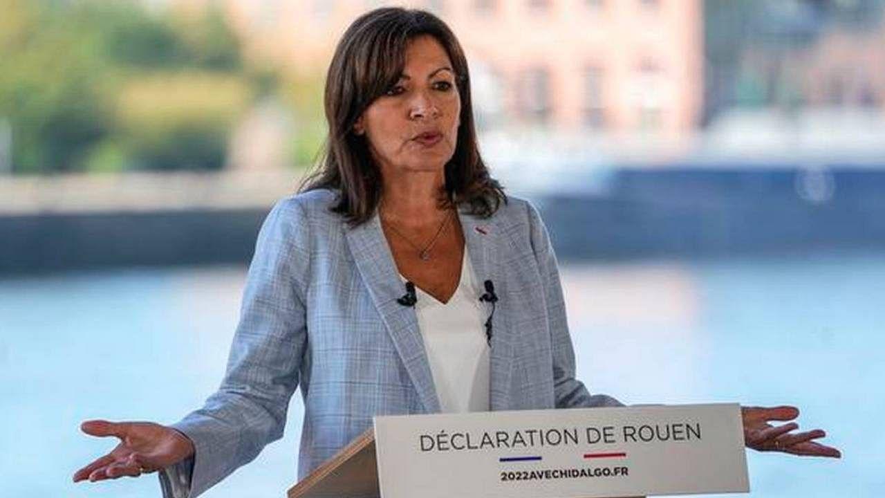 एनी हिदाल्गो: तो क्या एक दर्जी और मजदूर की बेटी बनेगी फ्रांस की पहली महिला राष्ट्रपति