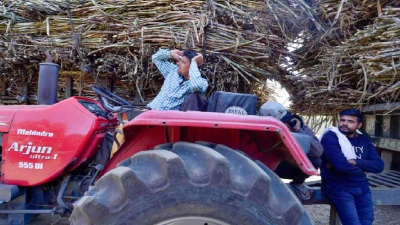 उत्तर प्रदेश के गन्ना किसानों को एक और सहूलियत, चीनी मिलों के बाहर बनेंगे विशेष तौल केंद्र