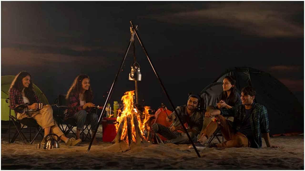 Best Camping Places : एडवेंचर के शौकीनों के लिए 6 बेहतरीन कैंपिंग साइट