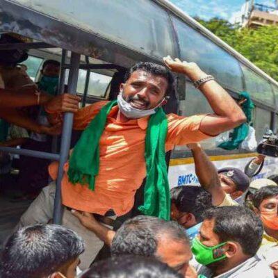 भारत बंद: कर्नाटक में जनजीवन पर अभी तक कोई खास प्रभाव नहीं, पुलिस को जरूरी कदम उठाने के मिले निर्देश