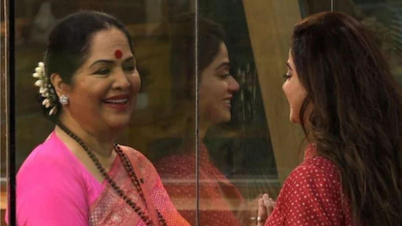 Bigg Boss OTT : पहले प्यार फिर झगड़ा, अब मां सुनंदा से राकेश बापट को लेकर शमिता शेट्टी ने कही बड़ी बात