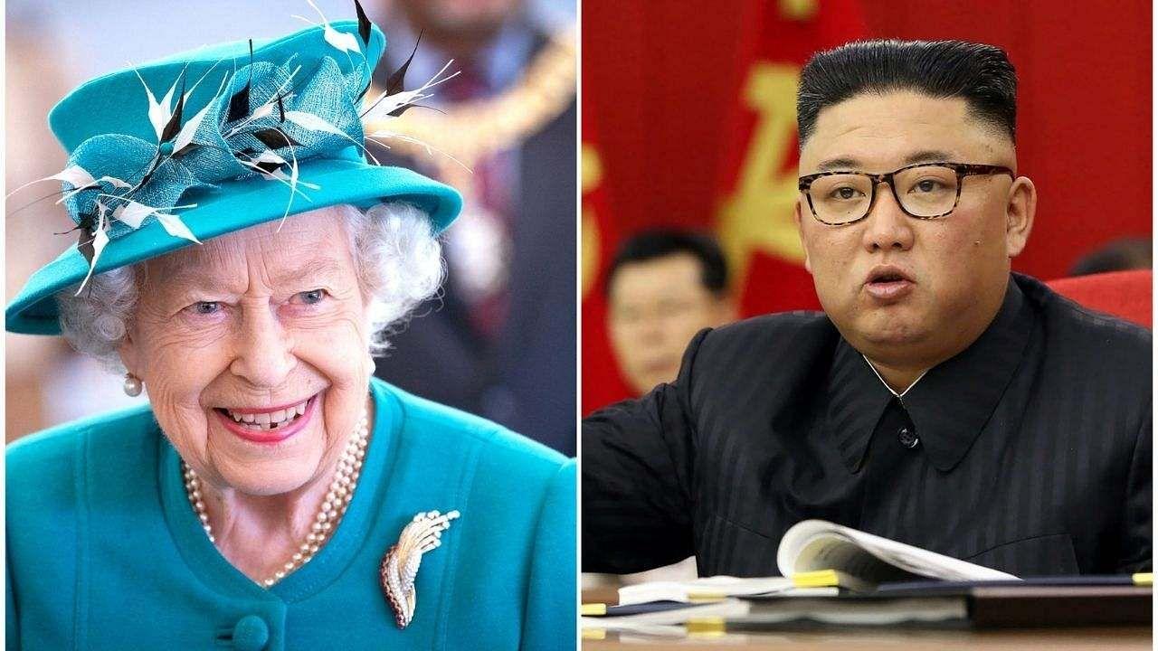 ब्रिटेन की क्वीन एलिजाबेथ II ने तानाशाह किम जोंग उन को भेजा 'स्पेशल' मैसेज, आखिर किस खुशी में दी बधाई?