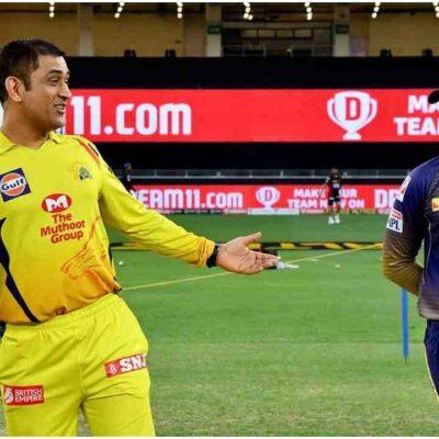 CSK vs KKR, IPL 2021 Match Prediction: धोनी का विजय रथ रोकने उतरेंगे नाइट राइडर्स, अबू धाबी में आज धूम-धड़ाका