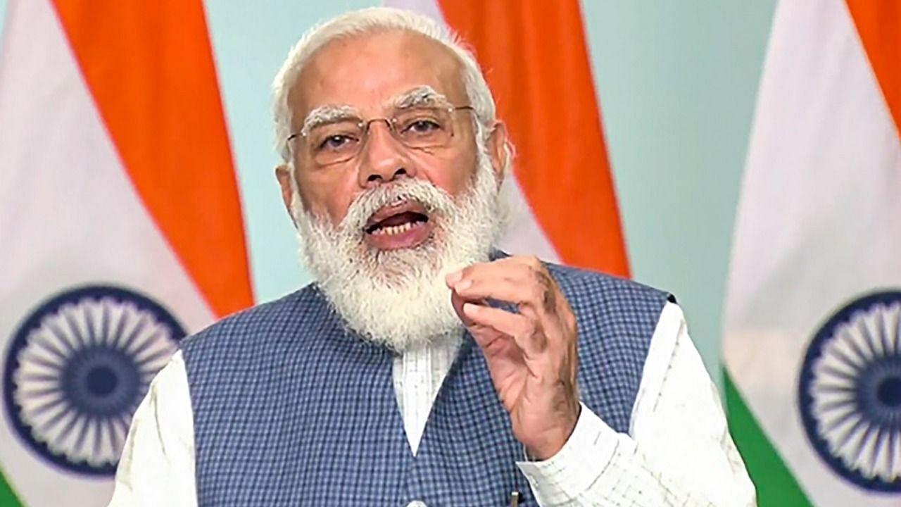 चरणजीत सिंह चन्नी ने ली पंजाब सीएम पद की शपथ, पीएम मोदी ने दी बधाई, कहा- राज्य के लोगों की भलाई के लिए मिलकर करेंगे काम
