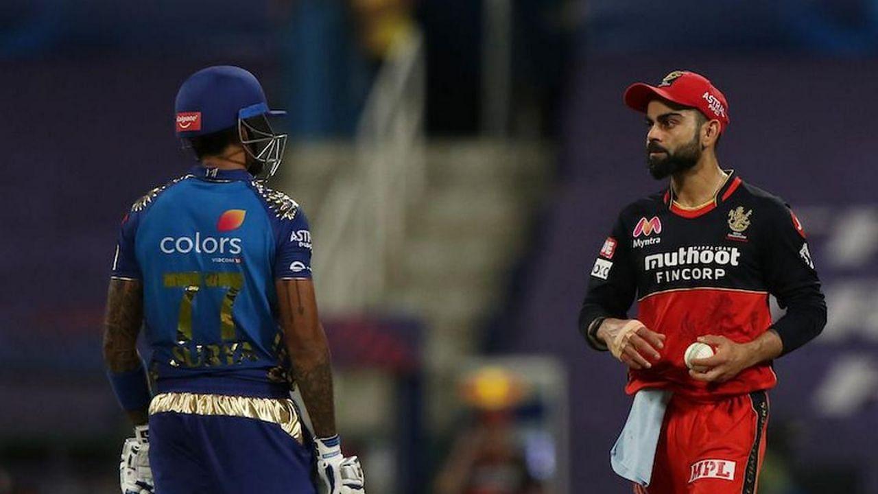 आईपीएल 2020 में कमाल का खेल दिखाने के बाद सूर्यकुमार यादव का चयन ऑस्ट्रेलिया दौरे के लिए तय माना जा रहा था. लेकिन मौका नहीं मिला. ऑस्ट्रेलिया दौरे के लिए टीम का ऐलान आईपीएल 2020 के बीच में ही हुआ था. ऐसे में जब सूर्या को नहीं चुना गया तो वे गुस्से और निराशा से भर गए थे. टीम इंडिया में न चुने जाने के बाद भारतीय टीम के कप्तान और आईपीएल में आरसीबी के मुखिया विराट कोहली के साथ उनकी आंखों वाली मुठभेड़ सुर्खियों में रही थी.