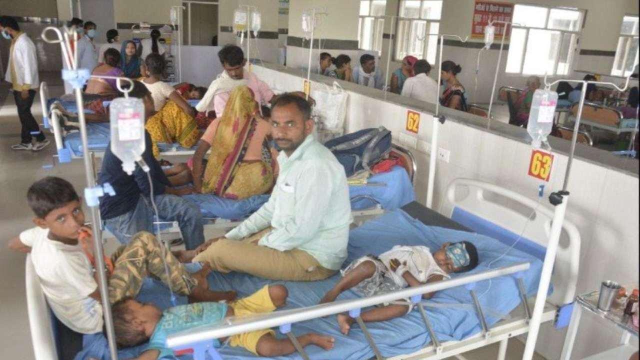यूपी में डेंगू-वायरल का कहर जारी, 24 घंटों में फिरोजाबाद में13 मौतें, कासगंज में भी 6 मरीजों ने तोड़ा दम, अस्पताल में बेड के लिए परेशान मरीज