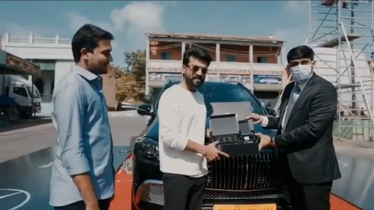 Expensive Car : राम चरण ने खरीदी Mercedes Maybach GLS600 कार, कीमत जानकर चौंक जाएंगे आप