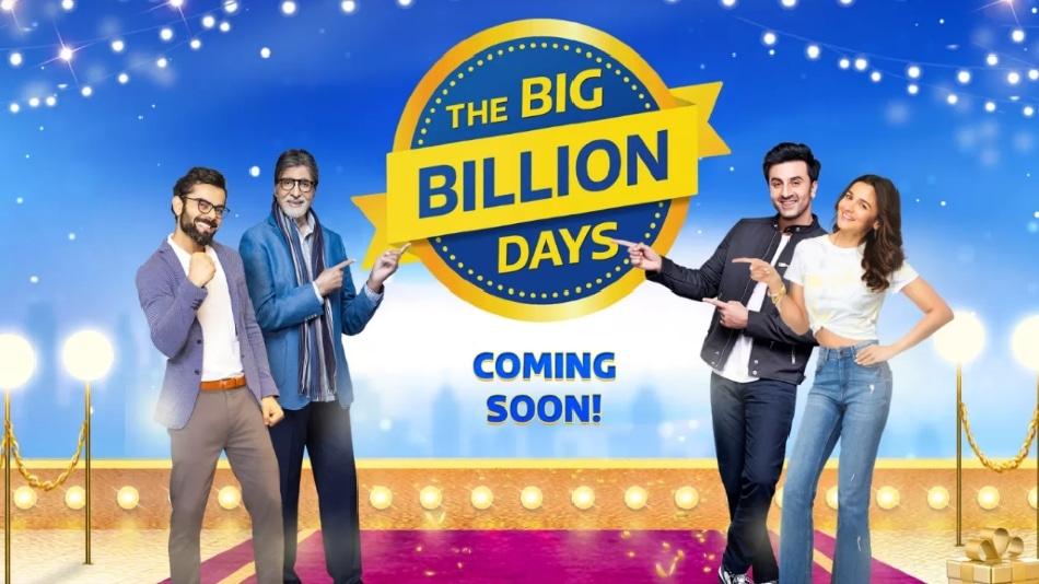 Flipkart Big Billion Days Sale 2021 का ऐलान, स्मार्टफोन, लैपटॉप समेत कई प्रोडक्ट पर जबरदस्त डील्स