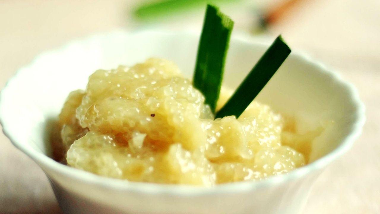 Follow this 4 step recipe to make Sabudana Ka Halwa