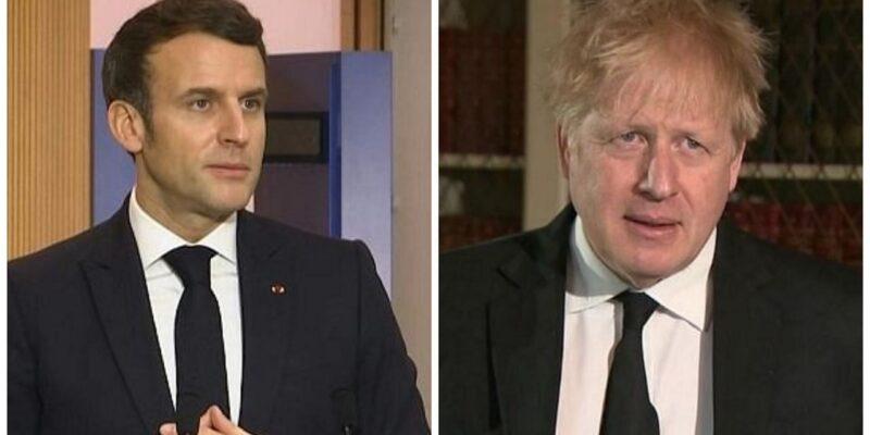 AUKUS के कारण ब्रिटेन से नाराज है फ्रांस, मनाने के लिए बोरिस जॉनसन ने एमैनुएल मैक्रों को लगाया फोन, क्या बोले फ्रांसीसी राष्ट्रपति?