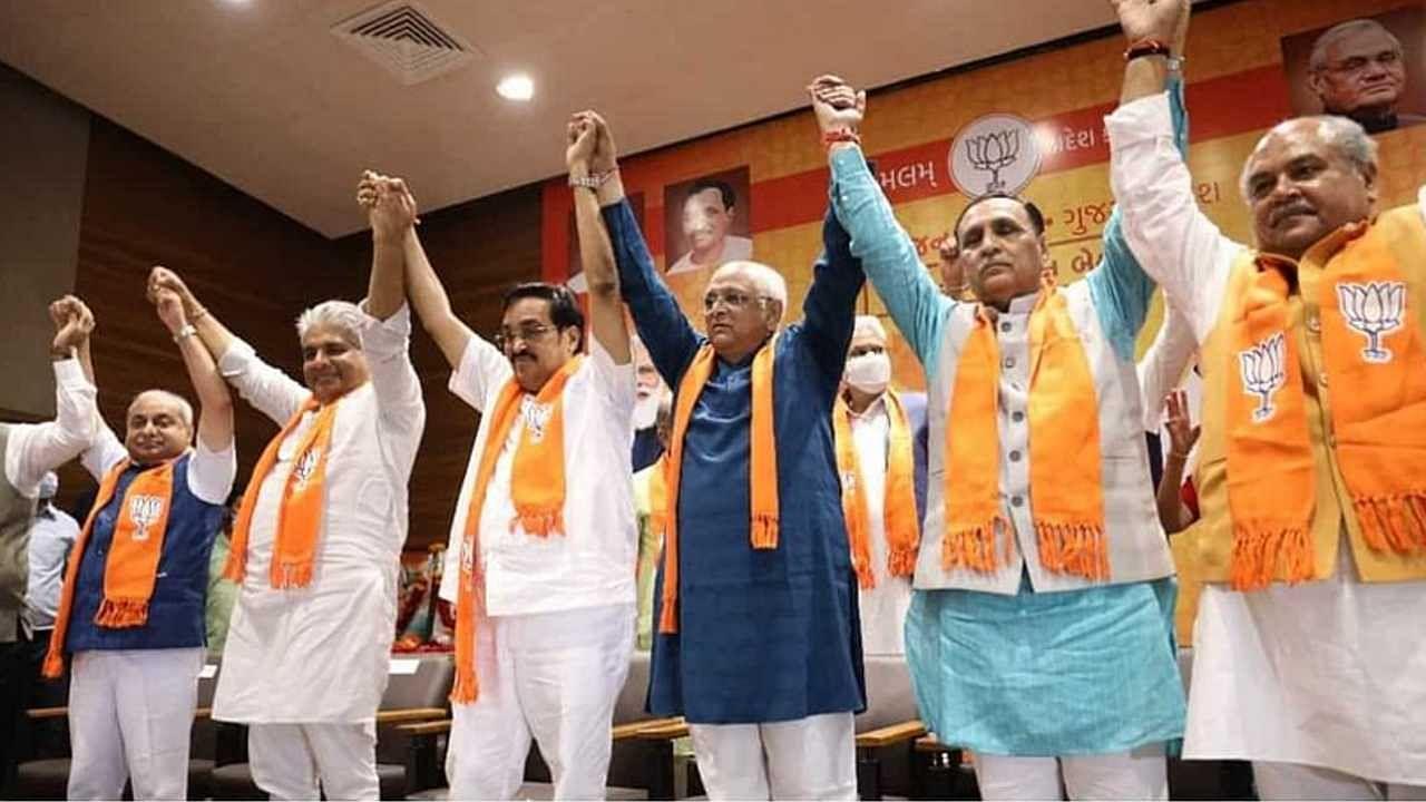 Gujrat CM: पाटीदार समुदाय से पांचवें मुख्यमंत्री हैं भूपेंद्र पटेल, केशुभाई से लेकर आनंदीबेन तक.. जानिए अन्य चारों के बारे में