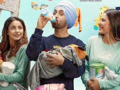 Honsla Rakh Trailer : दिलजीत दोसांझ और शहनाज गिल की फिल्म का ट्रेलर इस दिन होगा रिलीज, नया पोस्टर आया सामने