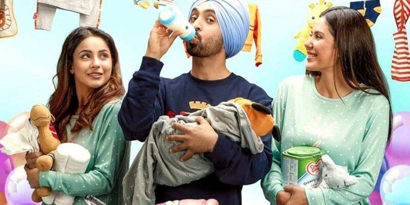 Honsla Rakh trailer: शहनाज-दिलजीत की फिल्म हौसला रख का ट्रेलर रिलीज, दोनों की जोड़ी आ रही है सबको हंसाने