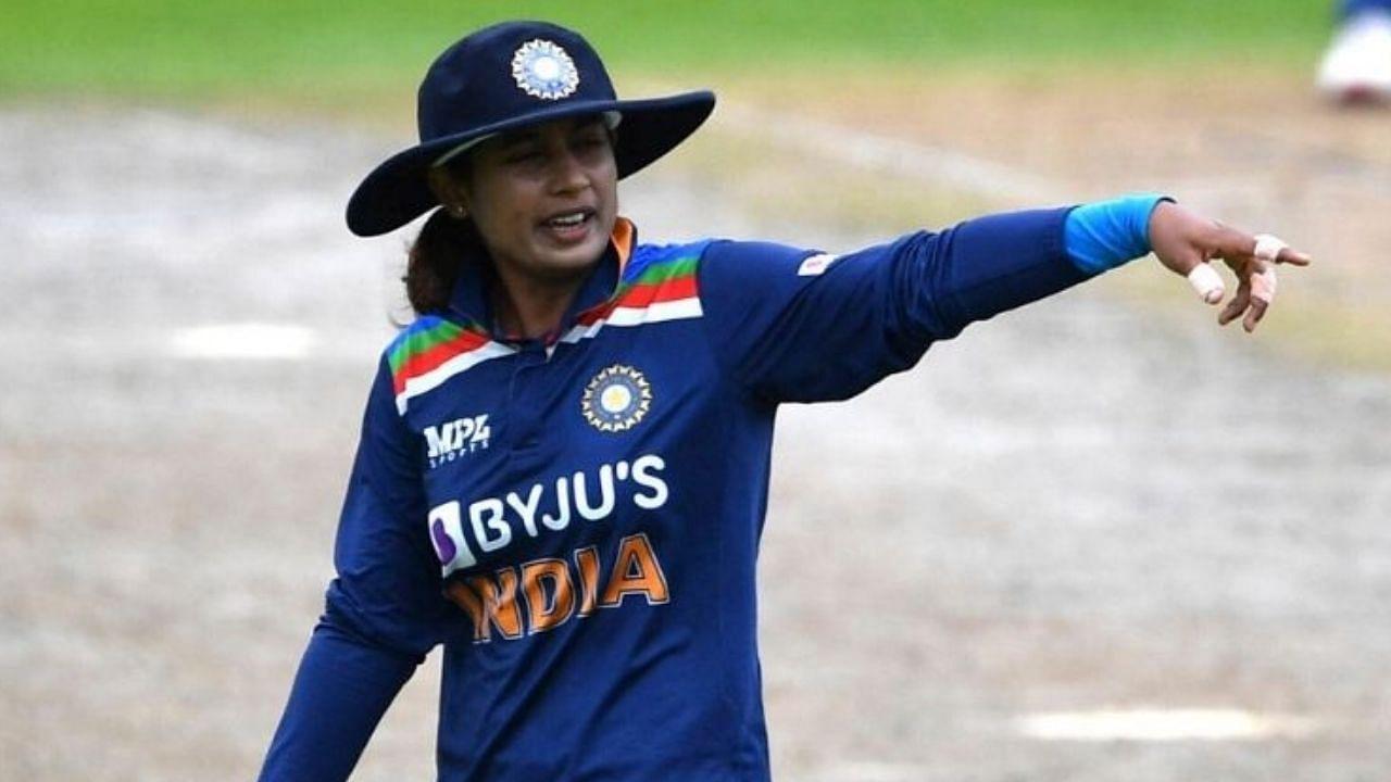ICC Ranking: मिताली राज को शेयर करना पड़ा पहला स्थान, दीप्ति शर्मा टॉप 5 ऑलराउंडर में शामिल