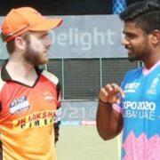 IPL 2021 : डेविड वॉर्नर बाहर, जेसन रॉय करेंगे डेब्यू, SRH vs RR मैच में ऐसी है दोनों टीमों की प्लेइंग-XI