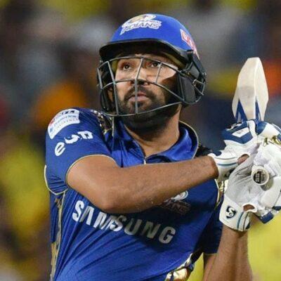 IPL 2021: KKR के खिलाफ रोहित शर्मा का बल्ला उगलता है आग, लेकिन इस गेंदबाज के सामने निकल जाता है दम
