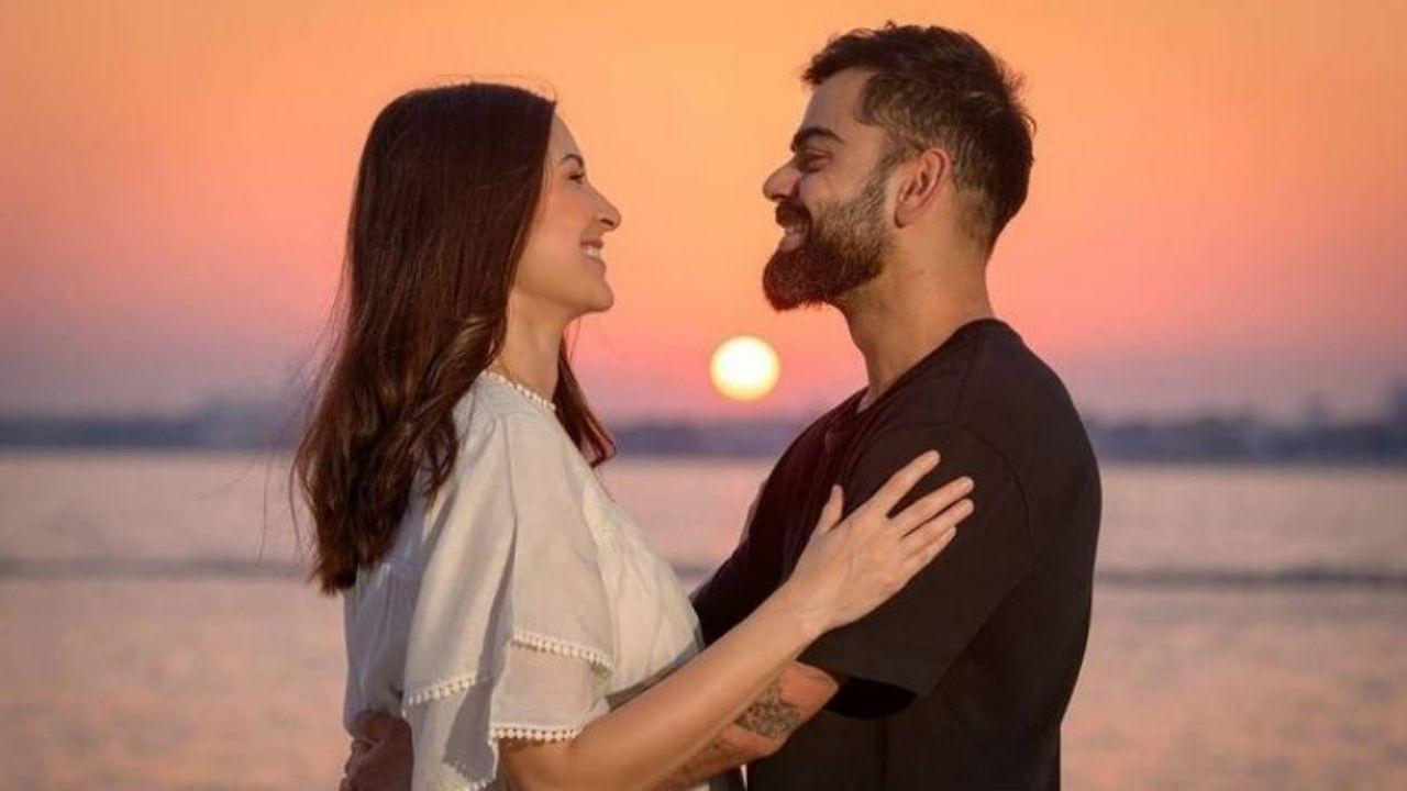 IPL 2021: विराट कोहली को दुबई के होटेल में पहुंचते ही मिला 'चॉकलेटी सरप्राइज', पत्नी अनुष्का शर्मा ने शेयर की तस्वीरें