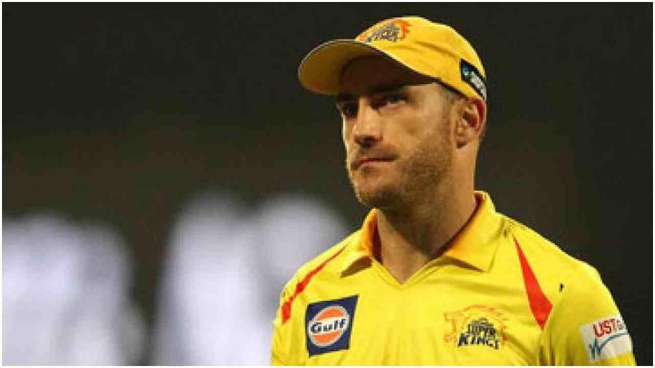 IPL 2021: मुंबई इंडियंस के खिलाफ CSK की प्लेइंग XI में फाफ डु प्लेसी फिट होंगे या नहीं, आ गई बड़ी अपडेट, सैम करन बाहर