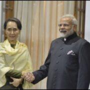 भारत ने म्यांमार में जारी अस्थिरता पर जताई चिंता, कहा- 'लोकतंत्र को मजबूत करने के लिए प्रतिबद्ध'