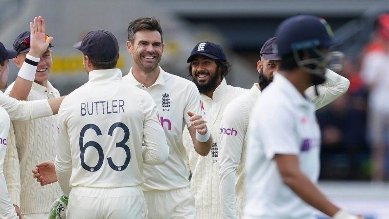 जेम्स एंडरसन ने मैनचेस्टर टेस्ट रद्द होने को बताया शर्मनाक, सोशल मीडिया पर लिखी भावुक कर देने वाली बात