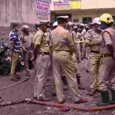 कर्नाटक: बेंगलुरु के पटाखा गोदाम में जोरदार ब्लास्ट, 3 लोगों की मौत, 4 घायल
