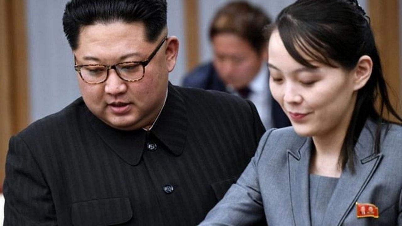 किम जोंग उन की बहन ने की दक्षिण कोरिया के राष्ट्रपति की आलोचना, संबंधों को 'खत्म' करने की दी चेतावनी
