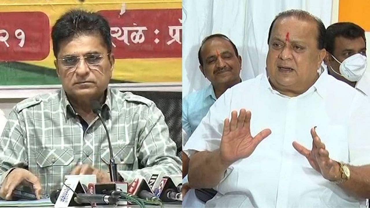 महाराष्ट्र सरकार के मंत्री पर 127 करोड़ के घोटाले का आरोप, बीजेपी नेता किरीट सोमैया पर एनसीपी नेता हसन मुश्रीफ करेंगे 100 करोड़ की मानहानि का केस