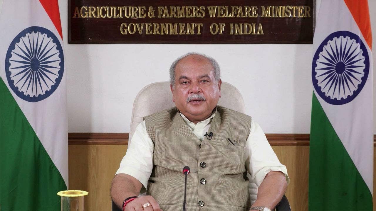 जी 20 के कृषि मंत्रियों के साथ बैठक में बोले नरेंद्र सिंह तोमर, कृषि अनुसंधान से देश की कृषि बेहतर हुई है