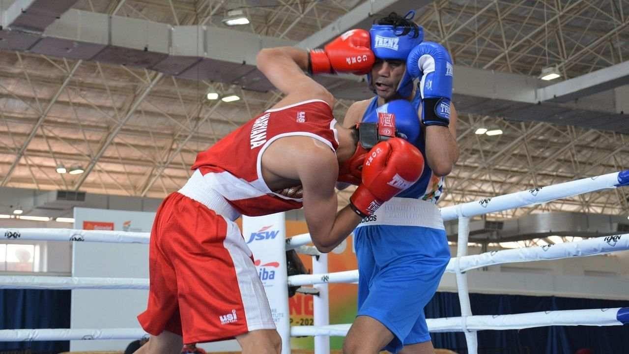National Boxing Championship: स्टार बॉक्सर गौरव बिधूड़ी उलटफेर का शिकार, शिव थापा का विरोधी मैच में हुआ घायल