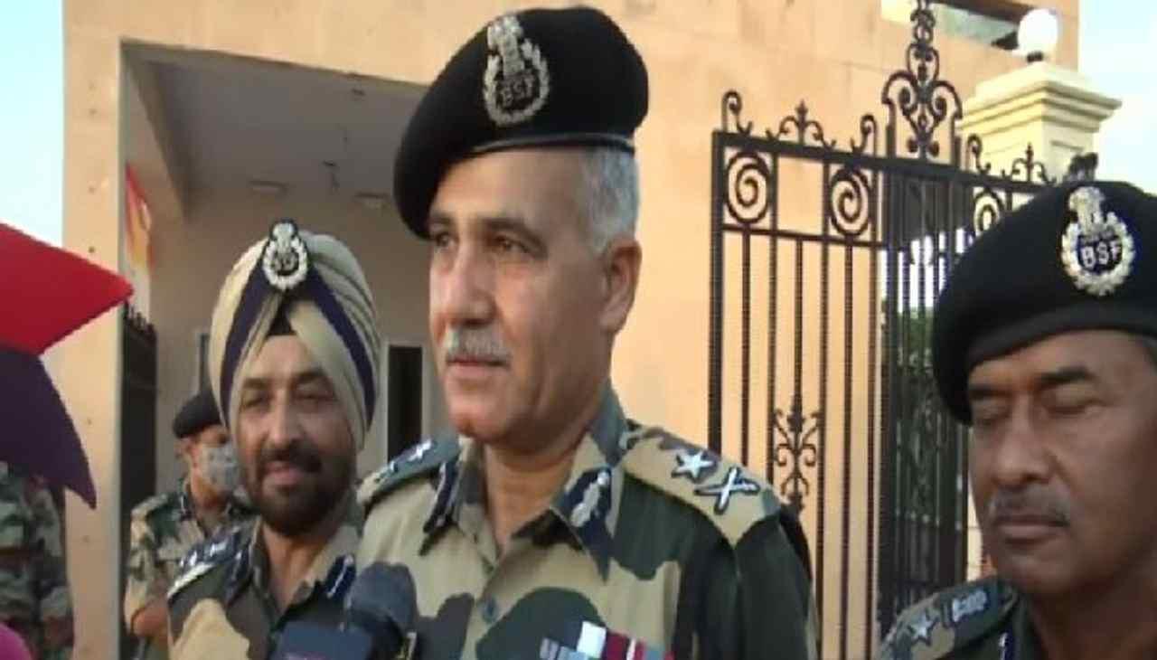 'पड़ोसी देशों में बढ़ रहे आतंकवाद की बारीकी से कर रहे निगरानी', अफगानिस्तान-पाकिस्तान को लेकर बोले BSF के DGP