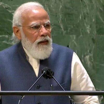 PM Modi at UNGA: संयुक्त राष्ट्र महासभा में पीएम मोदी का संबोधन खत्म, जानिए उनके भाषण की 10 बड़ी बातें