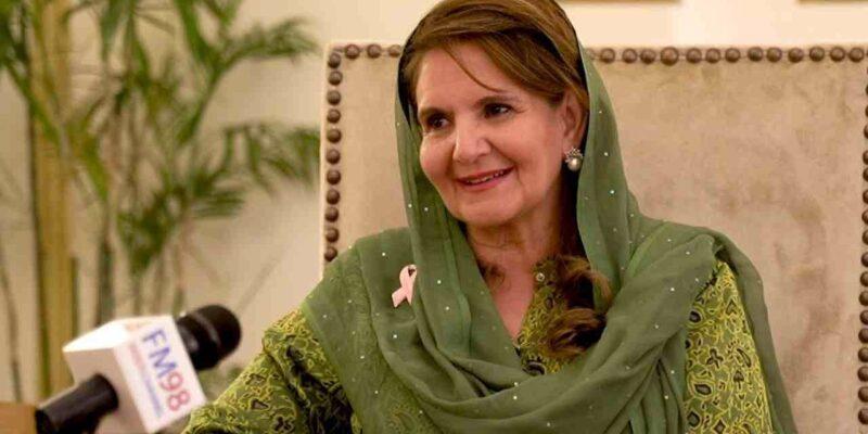पाकिस्तान: राष्ट्रपति आरिफ अल्वी की पत्नी कोविड पॉजिटिव, वैक्सीन डोज के बाद भी हुईं बीमार