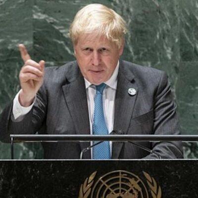 'जलवायु परिवर्तन से निपटने की तैयारी हो तेज, अब अभी नहीं तो कभी नहीं वाली स्थिति', UNGA में बोले ब्रिटिश PM जॉनसन