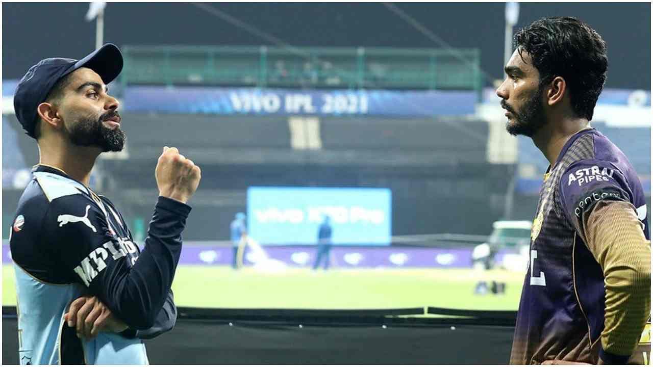 RCB vs KKR: जिसने आरसीबी को धोया, विराट कोहली ने उसे ही दिए परफेक्ट बल्लेबाज बनने के टिप्स!