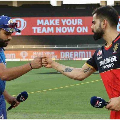 RCB vs MI, IPL 2021 Match Prediction: आज भिड़ेंगे भारतीय क्रिकेट के '2 कप्तान', दुबई में दांव पर जीत