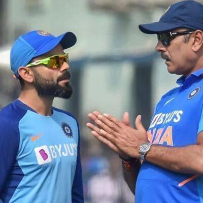 रवि शास्त्री ने दी थी टीम इंडिया की कप्तानी छोड़ने की सलाह, विराट कोहली ने नहीं मानी पूरी बात- रिपोर्ट