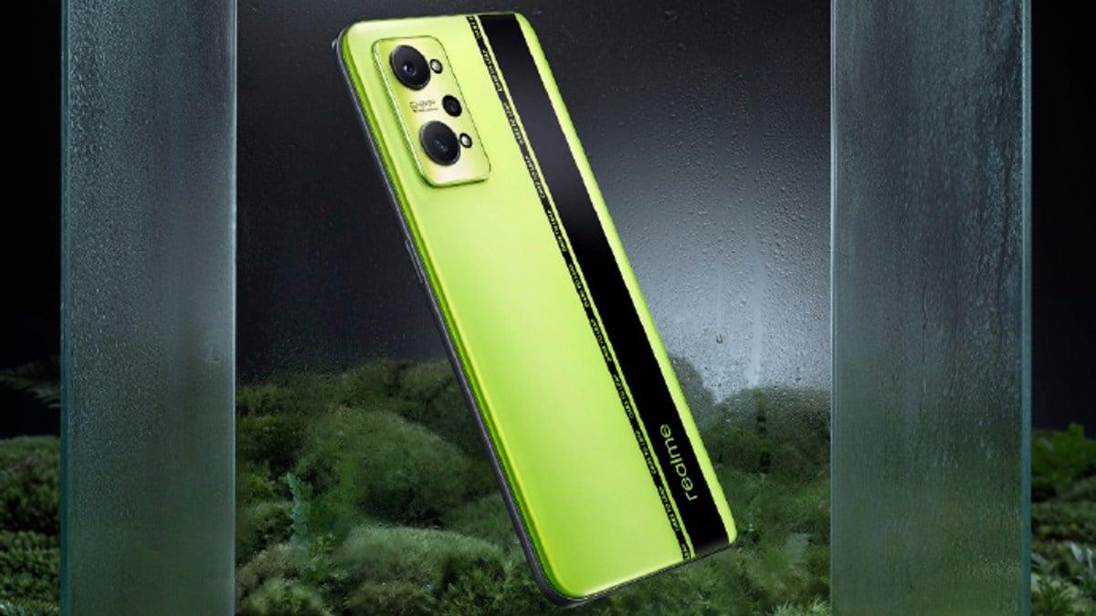 5,000mAh बैटरी से लैस होगा Realme GT Neo 2 फोन, लॉन्च से पहले कई स्पेसिफिकेशन हुए टीज़