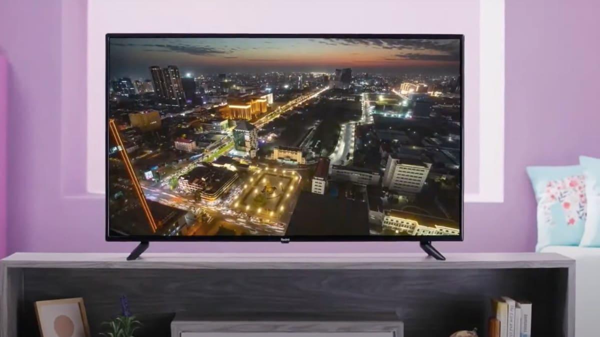 Rs 15,999 की शुरुआती कीमत के साथ Redmi Smart TV 32 और Redmi Smart TV 43 भारत में लॉन्च