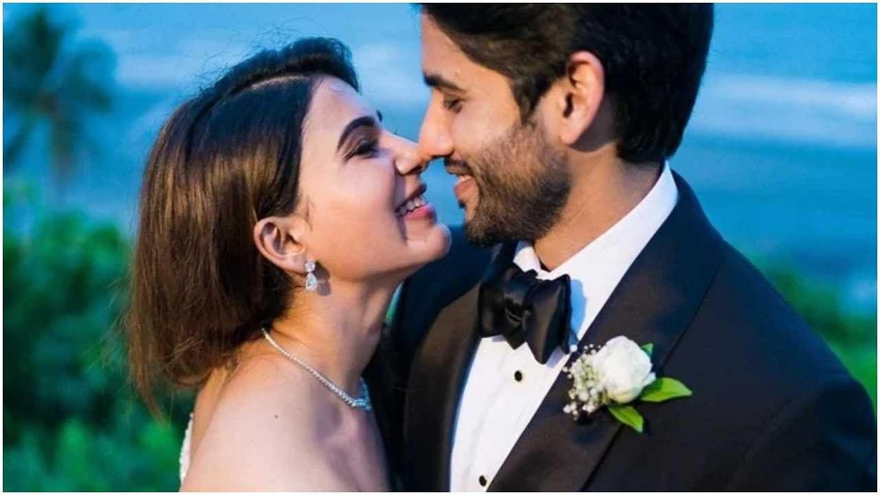 समांथा ने किया पति के पोस्ट पर खास कमेंट, तलाक की खबरों पर लगाया विराम