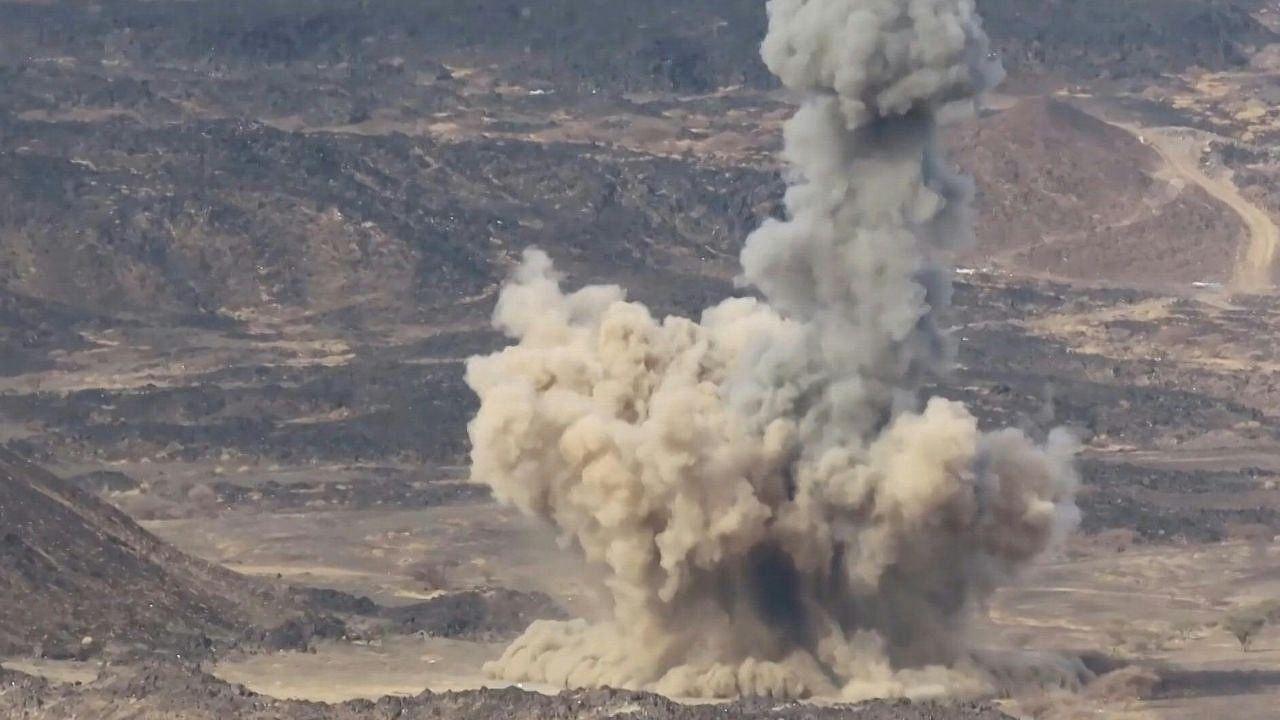 मिसाइल हमलों के बाद सऊदी अरब ने यमन पर आसमान से बरसाए बम, कम से कम 43 हूती विद्रोहियों की मौत