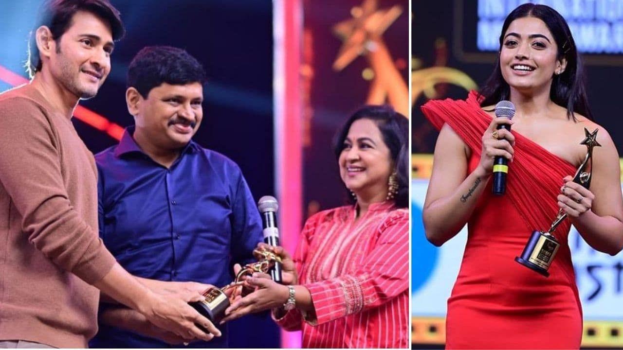 Siima Awards 2021 Winners List : महेश बाबू को मिला बेस्ट एक्टर का अवॉर्ड, पढ़िए विनर्स की पूरी लिस्ट
